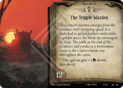 The Temple Warden