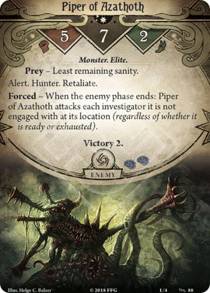 Piper of Azathoth